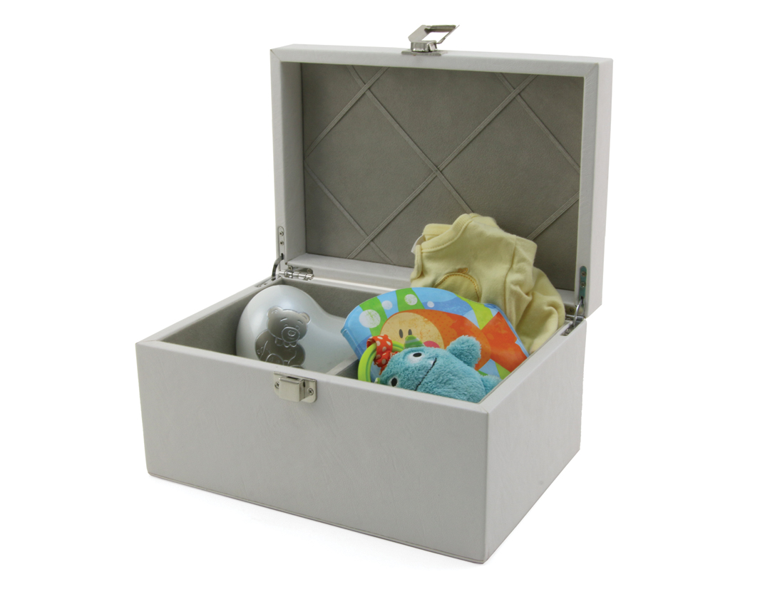 Teddy Bear Memory Chest